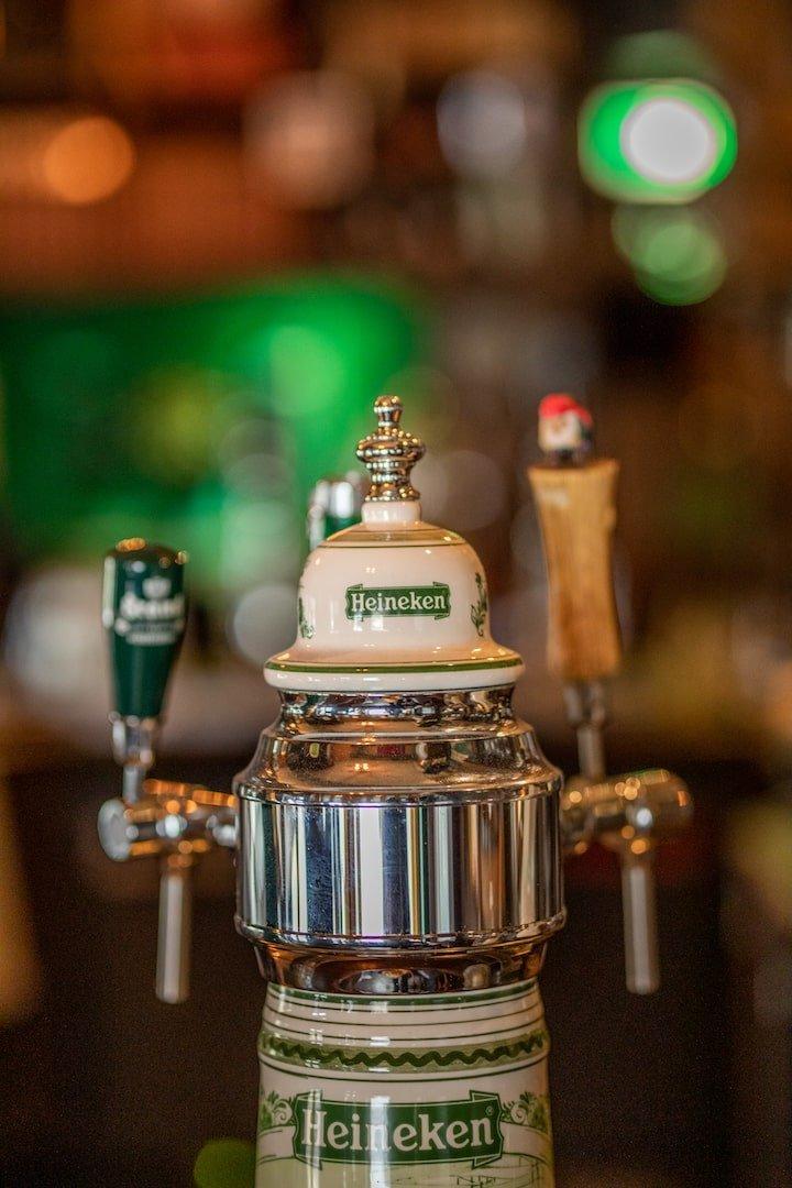 Heineken Lager Tap