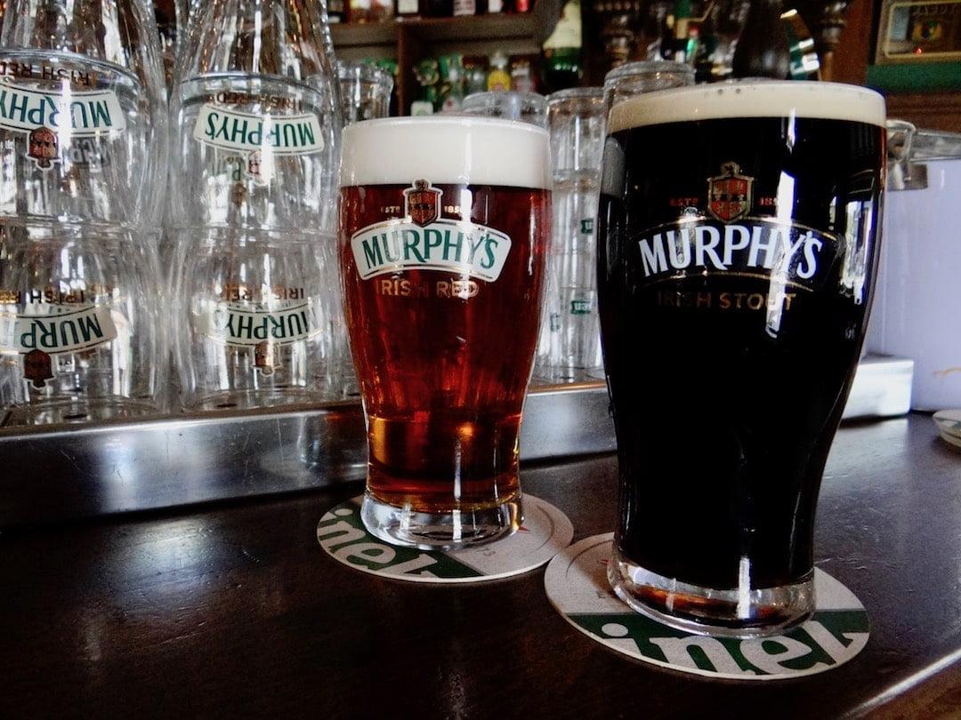 Murphys Red & Stout